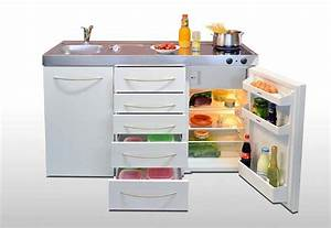 Kitchenette Pour Bureau : les meubles de cuisine ~ Premium-room.com Idées de Décoration