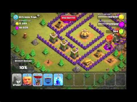 kitchen sink coc clash of clans level 46 kitchen sink 2627