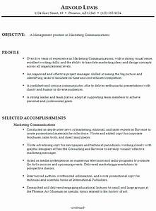 functional resume sample marketing communications management With communications resume template