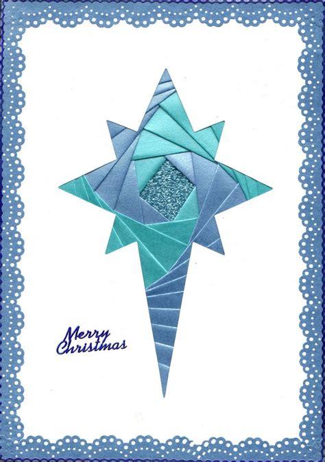 iris folding christmas ornamentsstars images