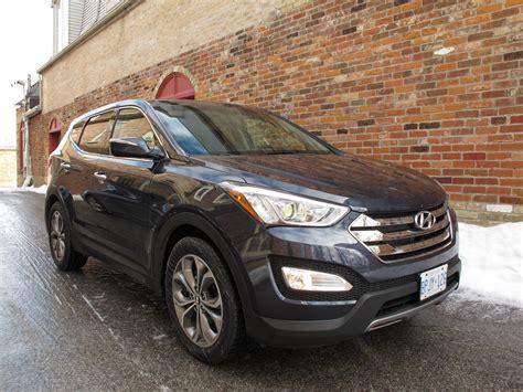 2013 Hyundai Santa Fe Test Drive Popular Mechanics