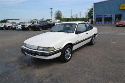 how cars run 1989 pontiac sunbird auto manual pontiac sunbird for sale used cars on buysellsearch