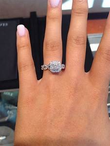vera wang engagement ring from her love collection With find my wedding ring