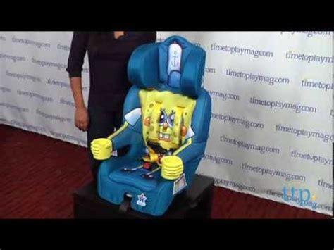 spongebob squarepants booster car seat  kids embrace