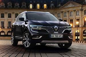 Renault Koléos Initiale Paris : 2018 renault koleos initiale paris motoring research ~ Gottalentnigeria.com Avis de Voitures