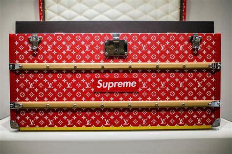 wont   price   louis vuitton  supreme trunk