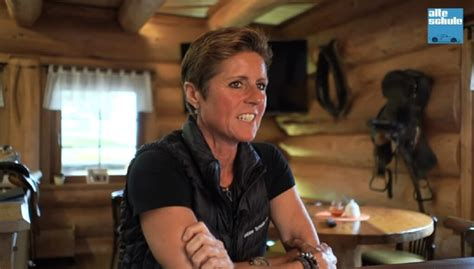 Sabine schmitz, pictured in january 2020. Sabine Schmitz confirms cancer flare up cause for recent ...