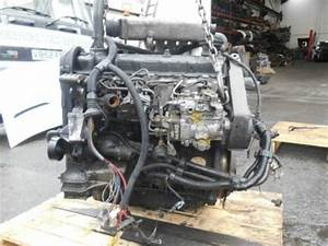 Vw Transporter T4 2 4d Engine  Aja  1997