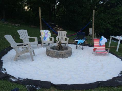 Backyard Sand by Diy Backyard Ideas Littlethings