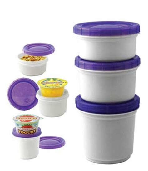 review cool gear ez freeze stayfit lunch    snack stacker