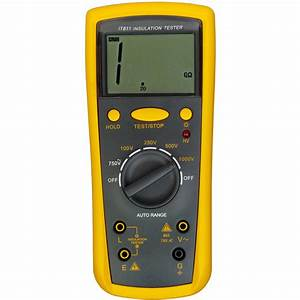 China Digital Insulation Resistance Tester  It811