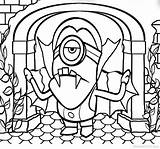 Coloring Pickle Pickles Clipartmag Rugrats sketch template