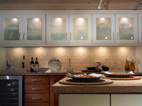 kitchen glass cabinet lighting kitchen lighting design tips diy