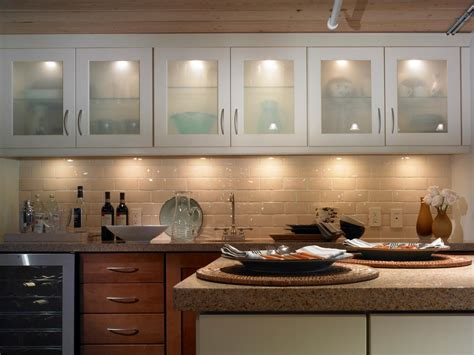 Simple Kitchen Cabinet Lighting Tips For Kitchen Cabinet