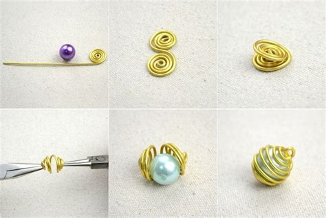 Super Easy Jewelry Making Idea Inspired Single Pearl