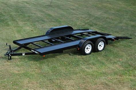 currahee    carhauler trailer diamond plate runners