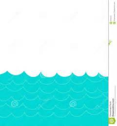 Water Waves Clip Art Simple