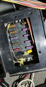 Tracker Fuse Panel - This Old Boat