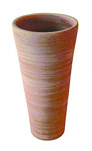 vaso terracotta prezzo vaso a cono in terracotta t30009 mr t30008 mr t30004