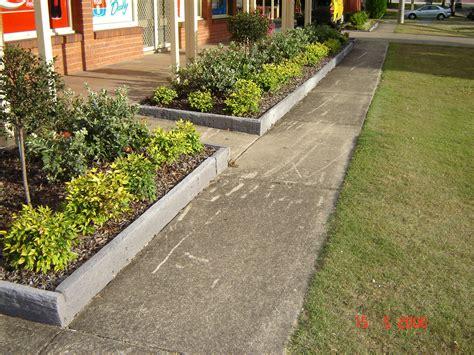 Image Of Garden Edging Ideas Material Special Planter
