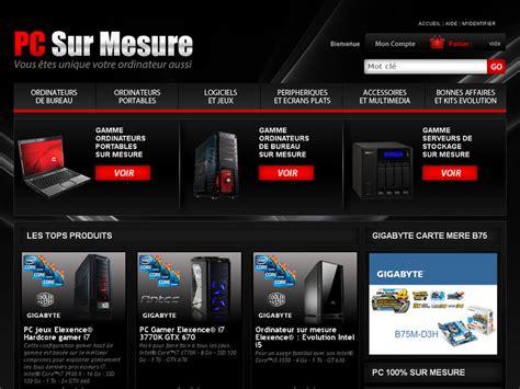 pc bureau sur mesure pc sur mesure configurateur de pc gamer sur mesure