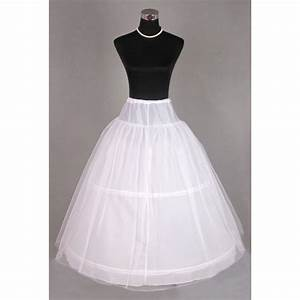 jupon de robe mariage 2 cerceaux double tulles With jupon robe