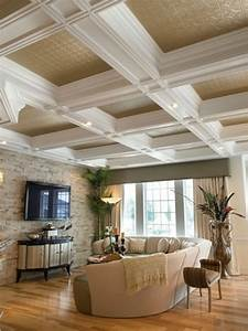 25 stunning ceiling designs for your home for Cool ideas for ceilings