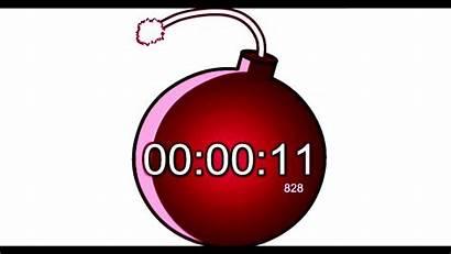 Timer Countdown Minute Clip Bomb Clock 60