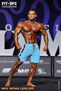 Olympia QS Men's Physique | NPC News Online