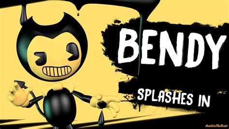 Bendy, mario, and baldi garry's mod. Blender Internal Bendy in Super Smash Bros by AustinTheBear on DeviantArt