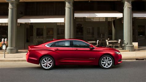 2017 Impala Specs by 2017 Chevrolet Impala Pricing Specs Features Photos