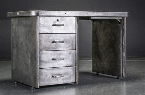 small industrial desk small industrial design desk table catawiki