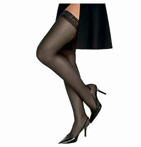 Hanes Hosiery Color Chart Hanes Silk Reflections Silky Sheer Thigh High Spicylegs Com