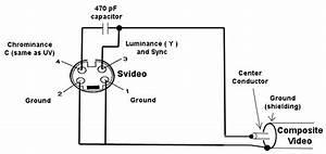 Vga To Rca Adapter Wiring Diagram