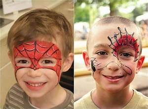 Maquillage Enfant Facile : maquillage facile halloween enfant maquillage princesse ~ Melissatoandfro.com Idées de Décoration