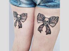 Tattoo Meanings Bows Back Legs Tattoo Art