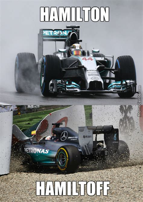 F1 Memes. Best Collection of Funny F1 Pictures