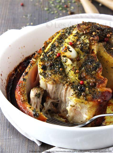 cuisiner le tendron de veau mon rôti de tendron de veau aux aromates tout tendre et