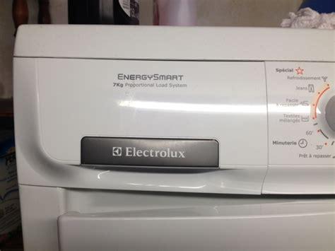 que veut dire seche linge a condensation s 232 che linge s 233 che linge electrolux edc77557w erreur e70 ne veut plus tourner r 233 par 233