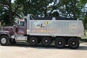 1993 Mack Rw713 Superliner Dump Truck For Sale In Stevens Point  Wisconsin Classified