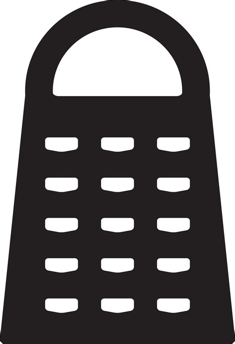 clipart kitchen icon grater