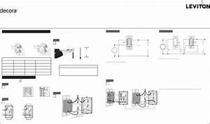 Leviton Ltb02  Ltb12  Ltb15  Ltb30  Ltb60 Installation