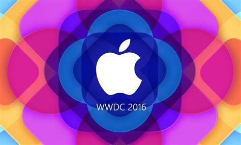 Apple WWDC 2016  les prochains iOS et OS X dévoilés le 13
