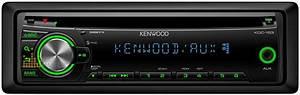 59  Kenwood Kdc-153 Car Cd Receiver