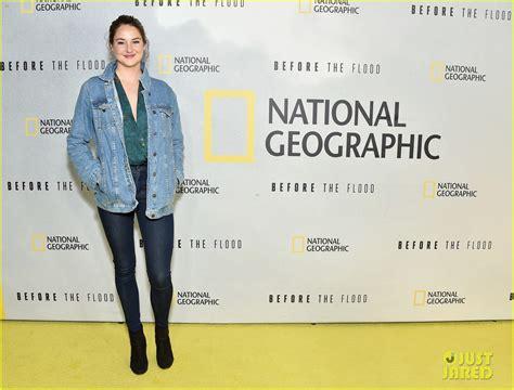 Shailene Woodley Steps Out For Leonardo Dicaprio's 'before