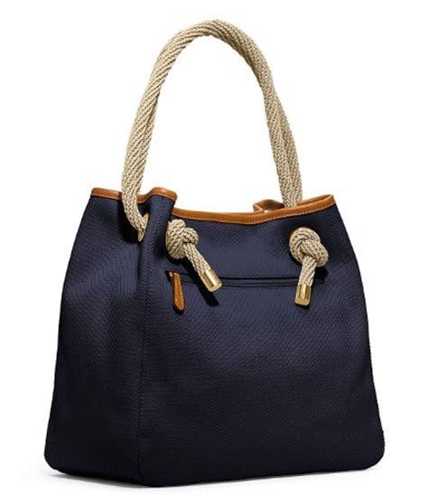 michael kors designer handbags michael michael kors marina large grab bag navy michael