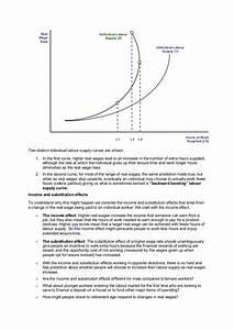 Labour Market Economics Revision Notes