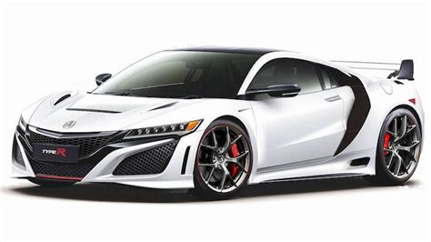 Acura Nsx R by 2017 Acura Nsx Type R Price And Release Date Future Car