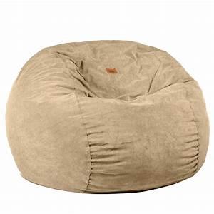 Full, Size, Khaki, Corduroy, Bean, Bag, Sleeper