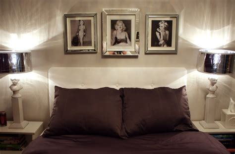 Marilyn Bedroom Ideas by Mirror Framed Marilyn Pics Great Idea For A